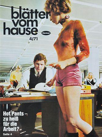 """""""Blätter vom Hause"""", 1971"""
