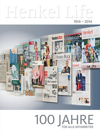 100 Jahre Mitarbeiterkommunikation: Jubiläumsausgabe