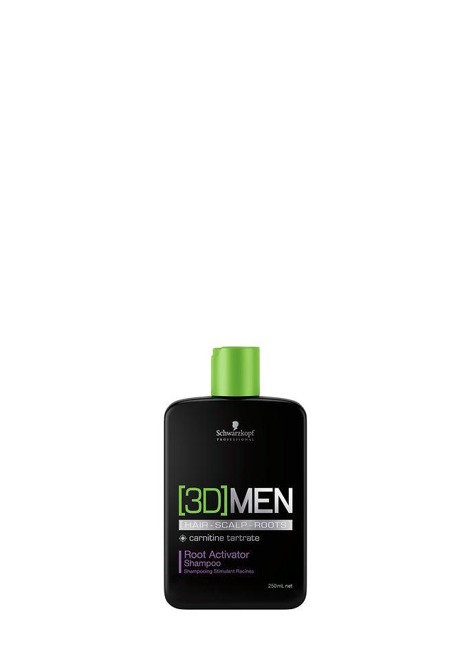 [3D]MEN Aktivierendes Shampoo