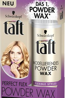 Drei Wetter Taft Perfect Flex Powder Wax