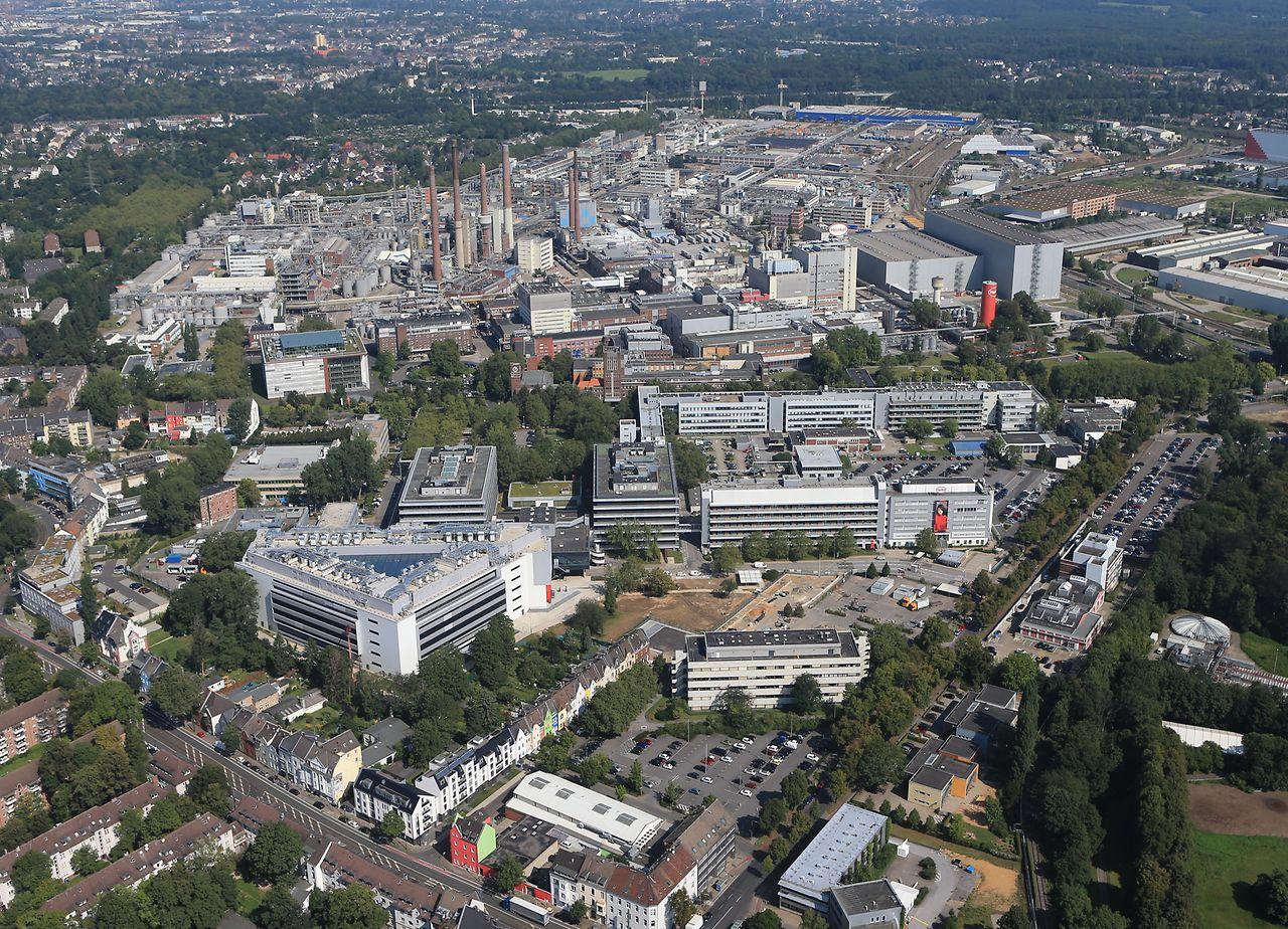 Zentrale in Düsseldorf (Deutschland)