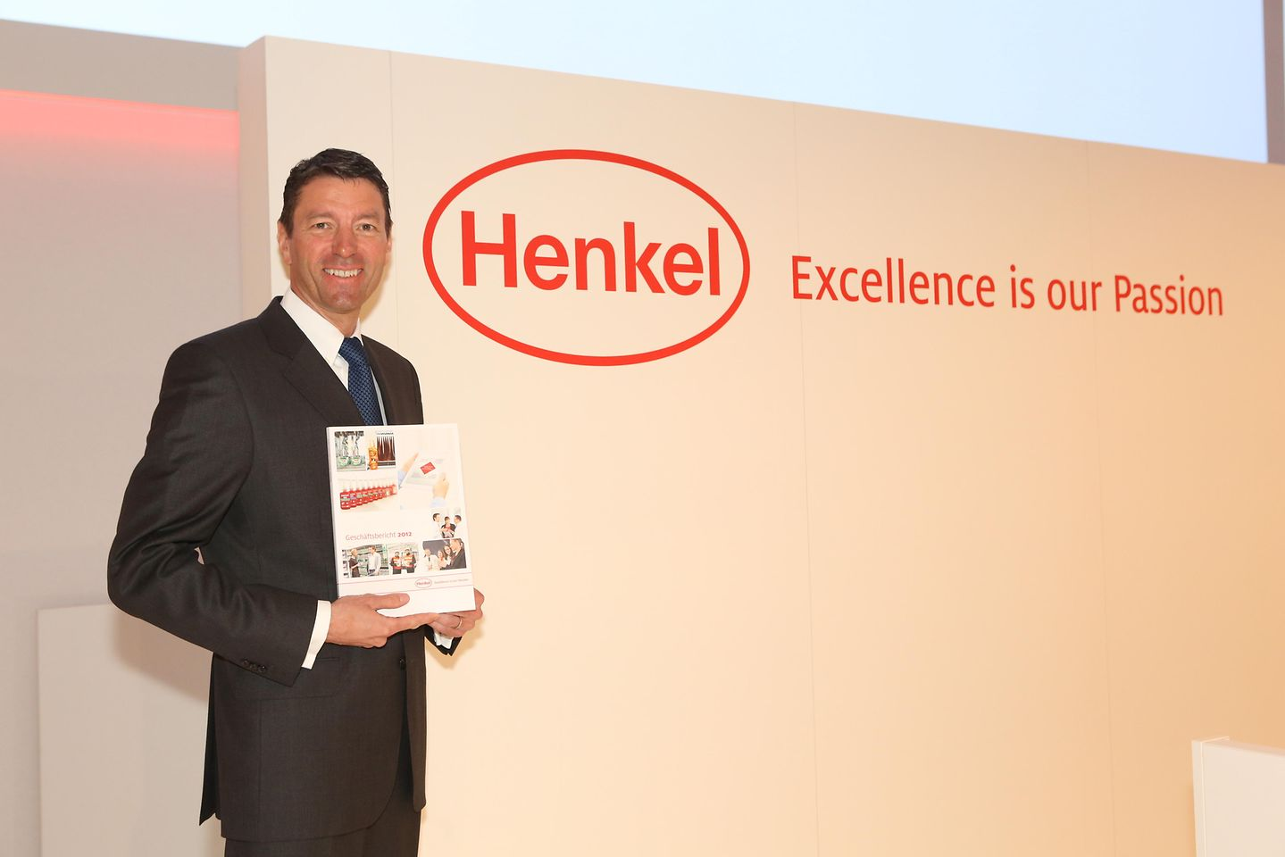 Henkel CEO Kasper Rorsted