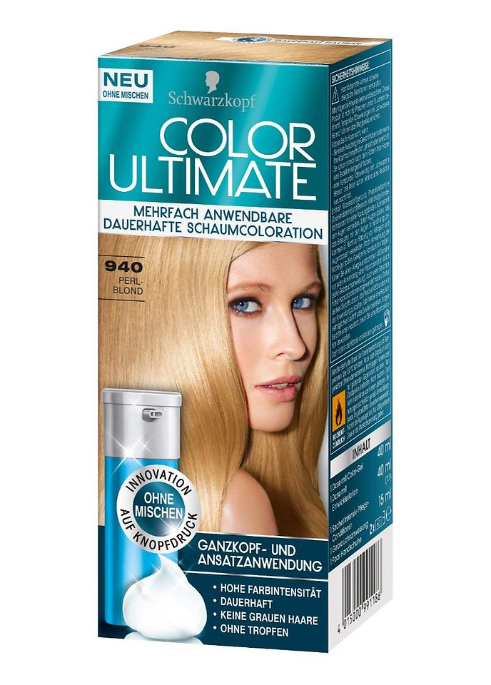 Color Ultimate 940 Perlblond