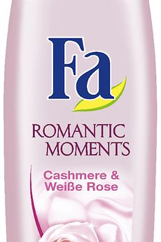 Fa Duschcreme Romantic Moments Cashmere & Weiße Rose