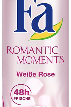 Fa Deospray Romantic Moments Cashmere & Weiße Rose