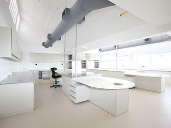 Labor in Henkel Argentinien.