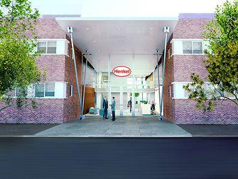 Henkel-Hauptsitz in San Isidro, Argentinien.