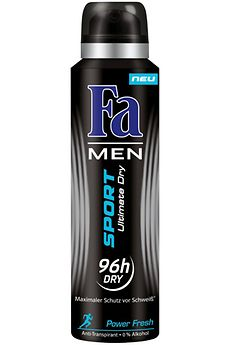 Fa Men Sport Ultimate Dry Deospray