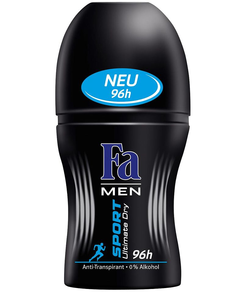 Fa Men Sport Ultimate Dry Roll-on