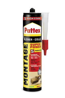 Pattex Montagekleber Super Power
