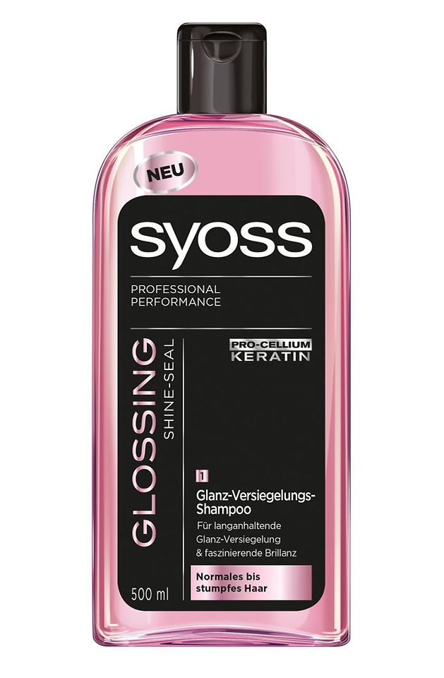 Syoss Glossing Shine Seal Glanz-Versiegelungs-Shampoo