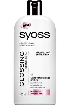 Syoss Glossing Shine Seal Glanz-Versiegelungs-Spülung