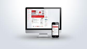 Henkel Corporate Website Deutschland