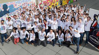 21 Teams aus der ganzen Welt beim internationalen Finale der siebten Henkel Innovation Challenge
