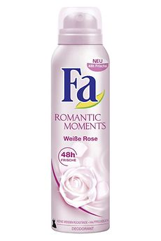 Fa Romantic Moments Weiße Rose Deodorant