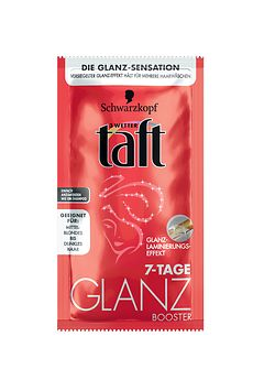 Drei Wetter Taft 7-Tage Glanz-Booster