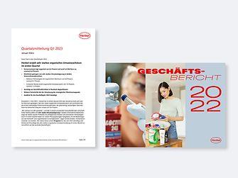 Cover Henkel Berichte