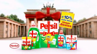 "Persil ""Unser Bestes"" Promotion-Aktion"