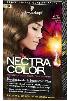 Nectra Color 445 Praline Braun