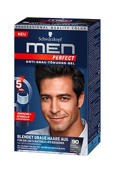 Men Perfect 90 Natur Schwarz