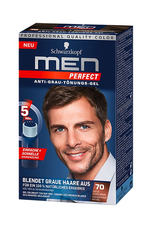 Men Perfect 70 Natur Dunkelbraun
