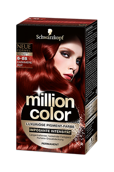 Million Color 6-88 Cashmere Rot