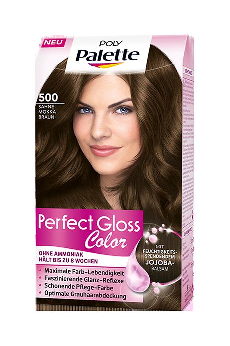 Braun haarfarben blond palette 50 Wunderschöne