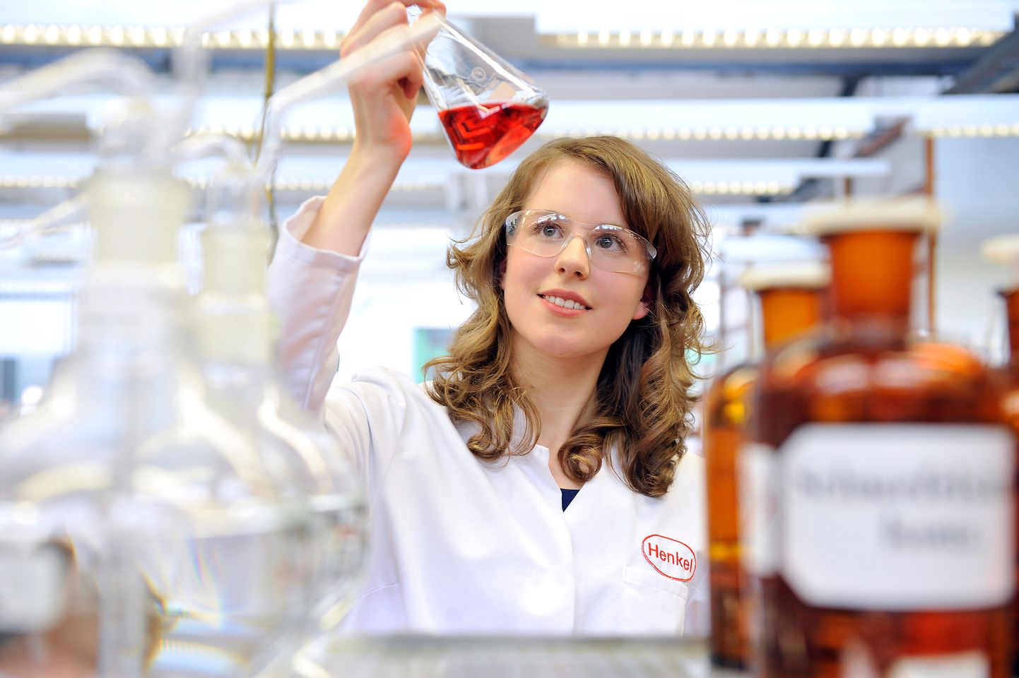 Henkel has spent the last three decades working intensively within research partnerships on the development of high-performance enzymes