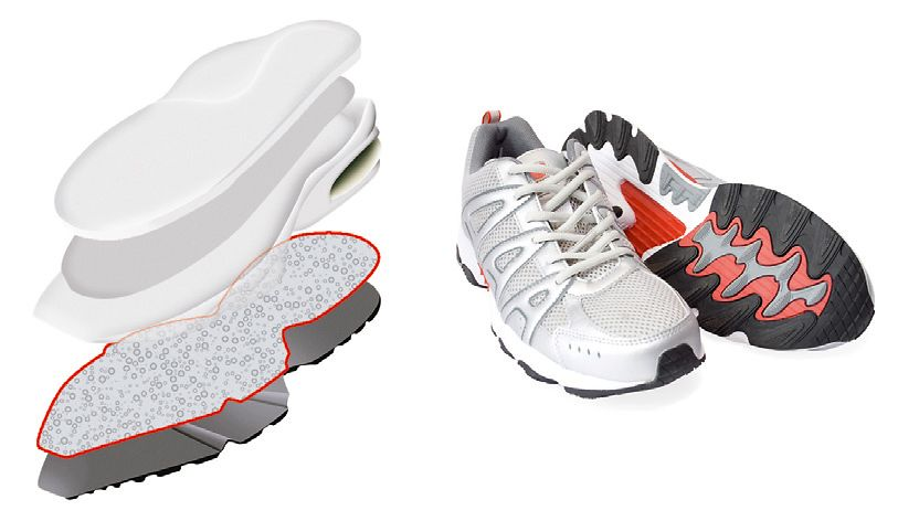 Henkel is a leading solution provider of specialty adhesives for the global sports shoe manufacturer brands