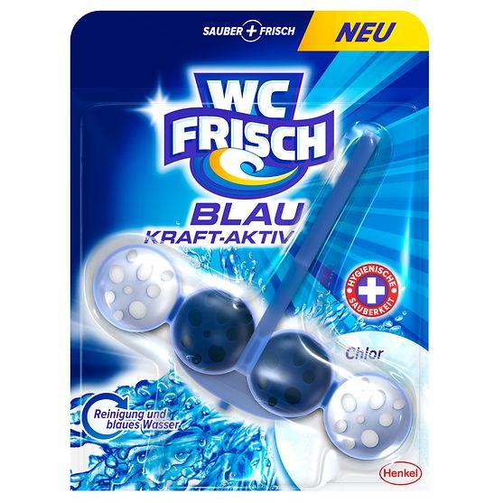 WC Frisch Blau Kraft-Aktiv