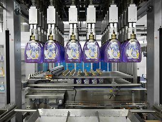 Düsseldorf ist die weltweit größte Produktionsstätte des Unternehmensbereichs Laundry & Home Care (Wasch- und Reinigungsmittel).