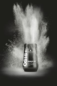OSiS+ Session Label Dust it flex