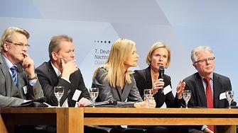 Kathrin Menges, Personalvorstand und Vorsitzende des Sustainability Council von Henkel