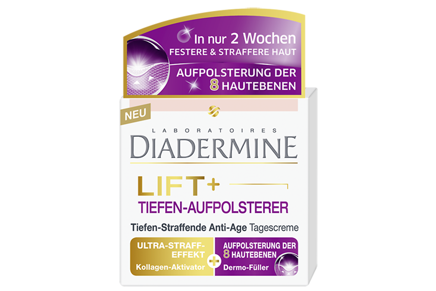 Diadermine Lift+ Tiefen-Aufpolsterer Tagescreme