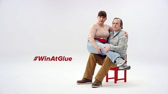 "Loctite campaign ""Win at Glue"""