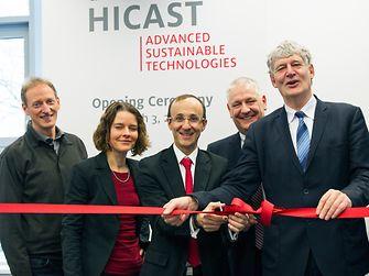 Eröffnung des Henkel Innovation Campus