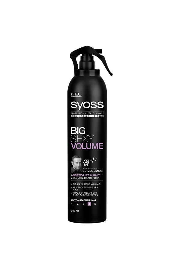 Syoss Stylist Solutions Big Sexy Volume Haarspray