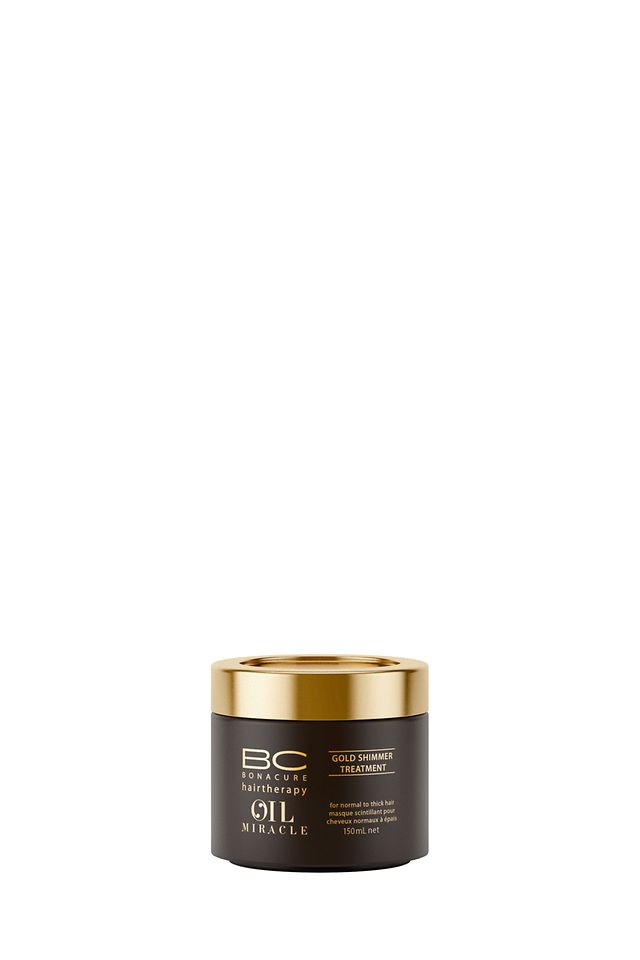 BC Oil Miracle Goldschimmer Kur