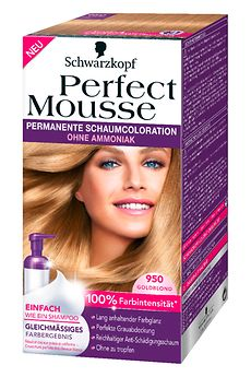 Perfect Mousse 950 Goldblond