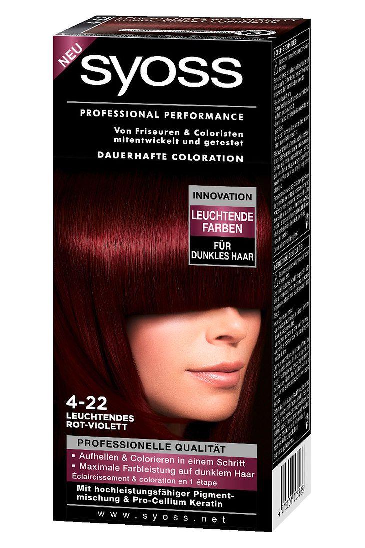 syoss haarfarben rot