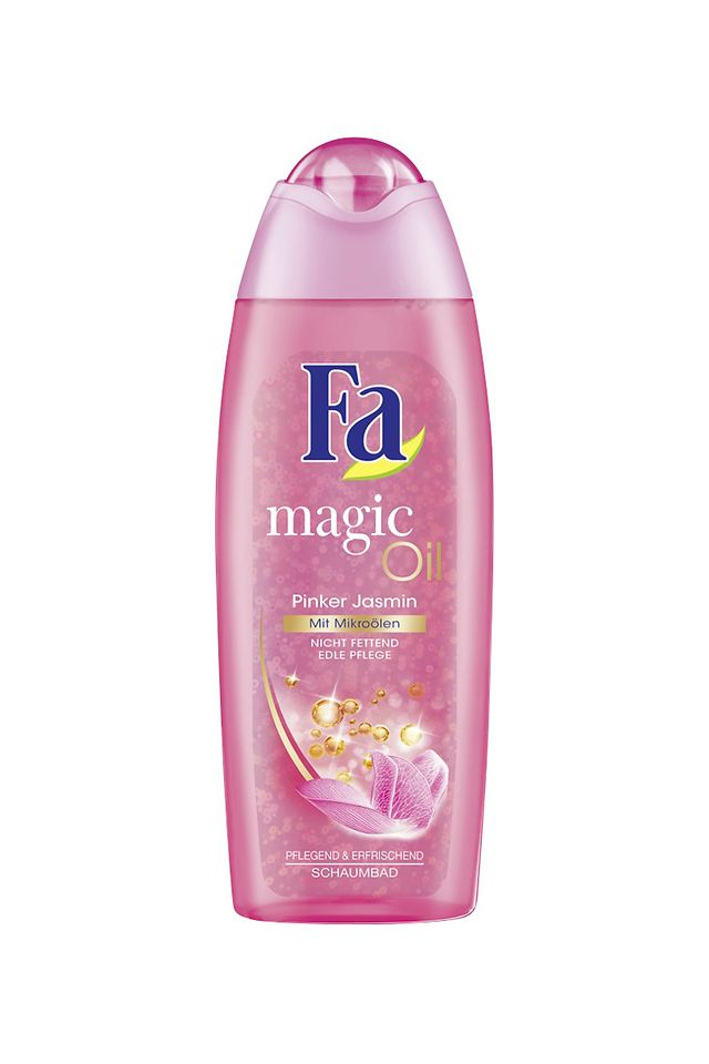 Fa Magic Oil Pinker Jasmin Schaumbad