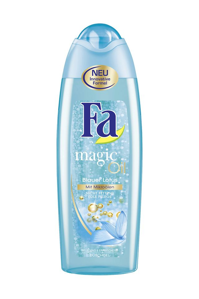 Fa Magic Oil Blauer Lotus