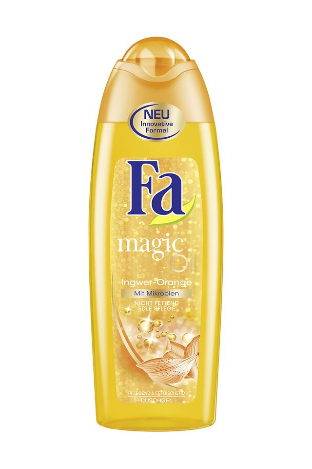 Fa Magic Oil Ingwer-Orange