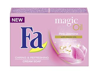 Fa Magic Oil Pinker Jasmin Festseife