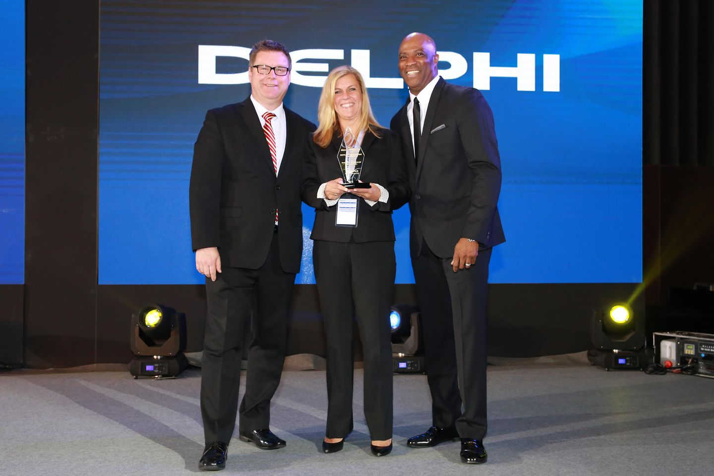 Henkel has received two 2014 Pinnacle Awards and one Above and Beyond Award from Delphi Automotive PLC
