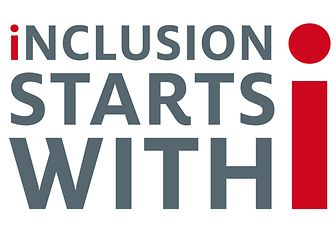 Inclusion starts with i