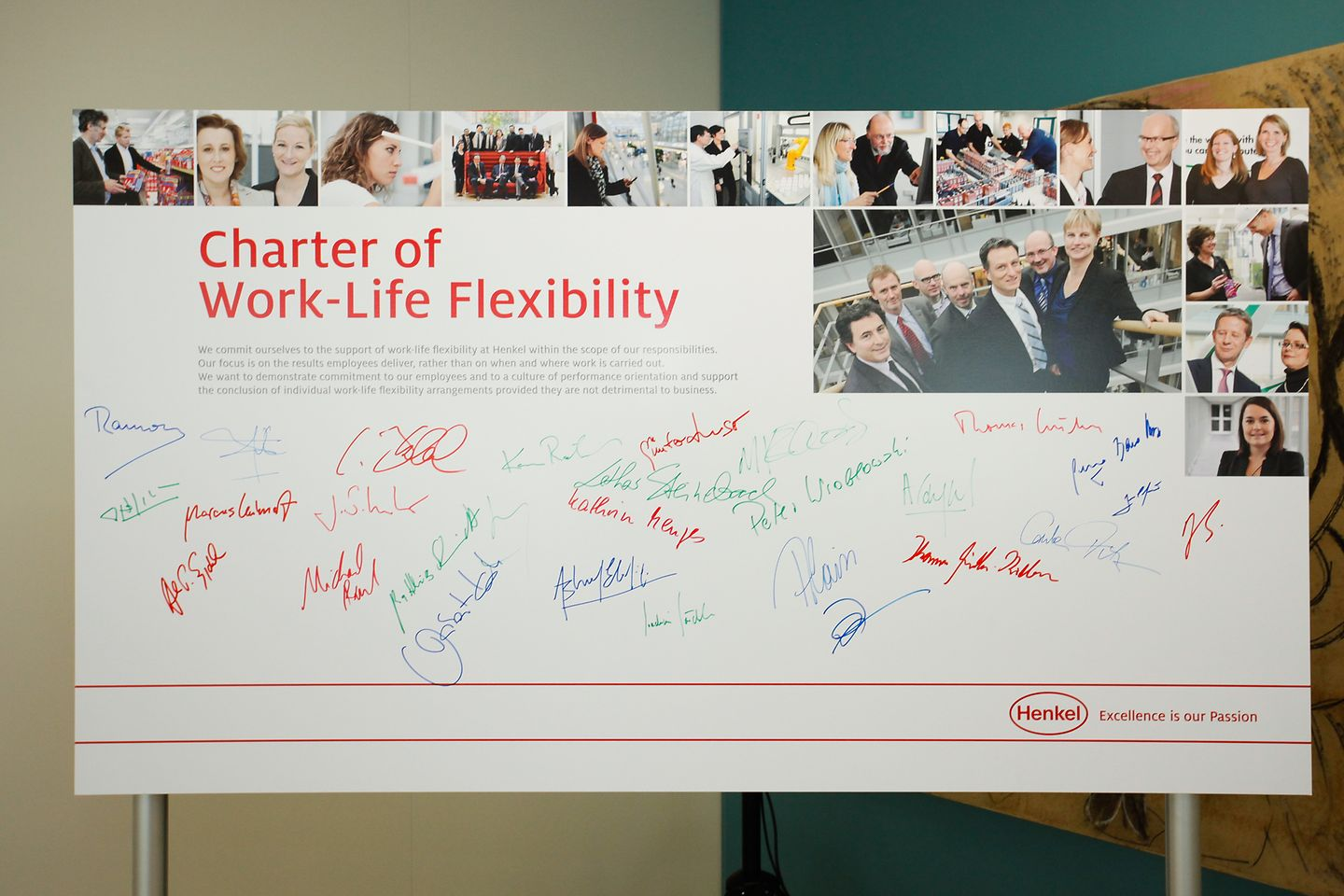 Signes work-life-flexibility charter