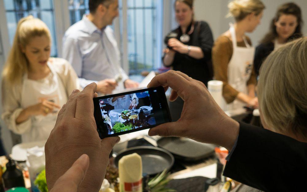 Food-Blogger kochen in Berlin um die Wette