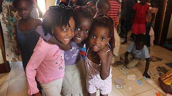 Kinder von Sonrise