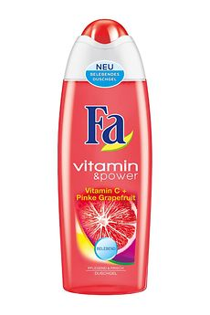 Fa Vitamin & Power Vitamin C Duschgel